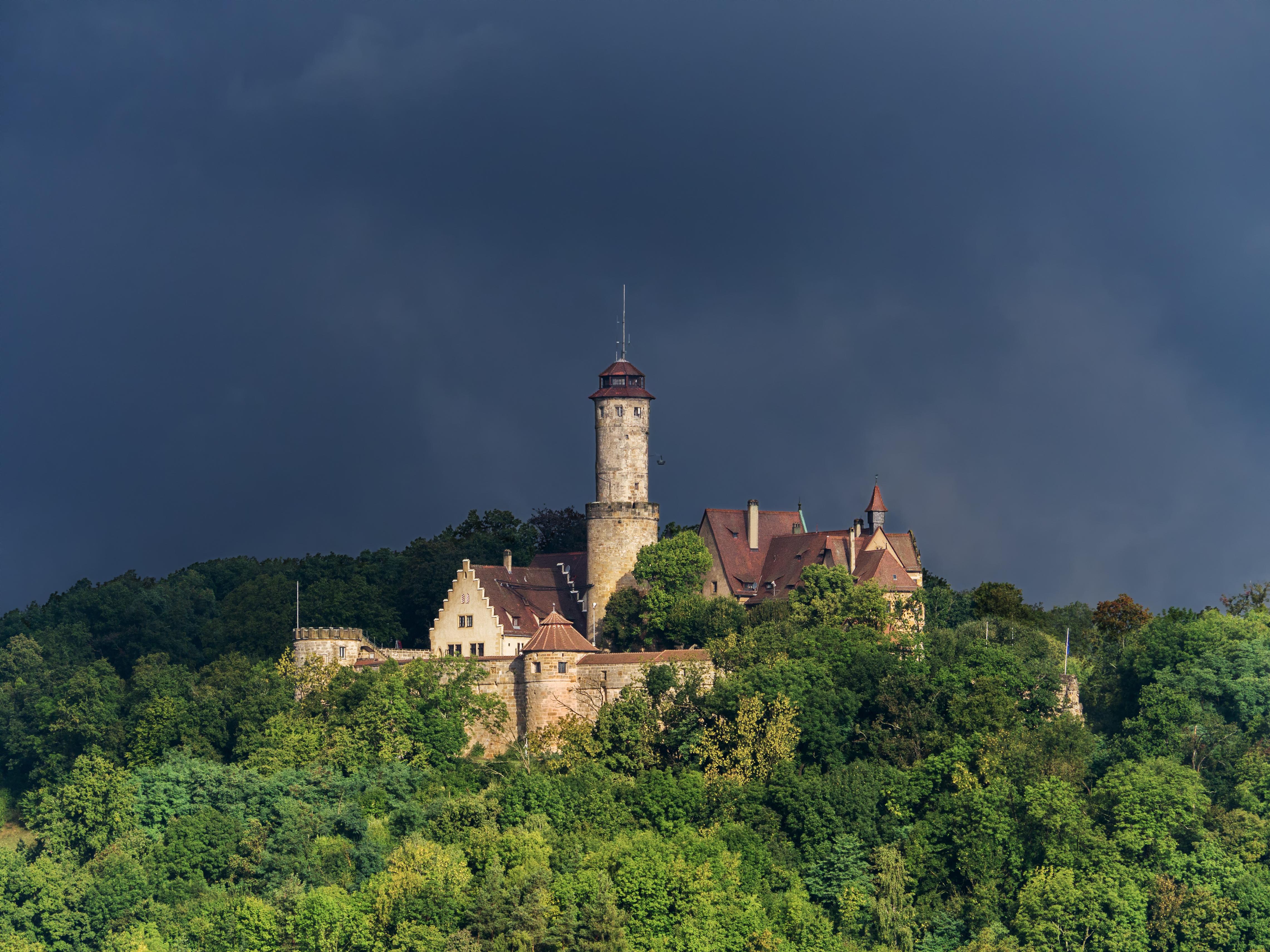 Altenburg von Bamberg aus