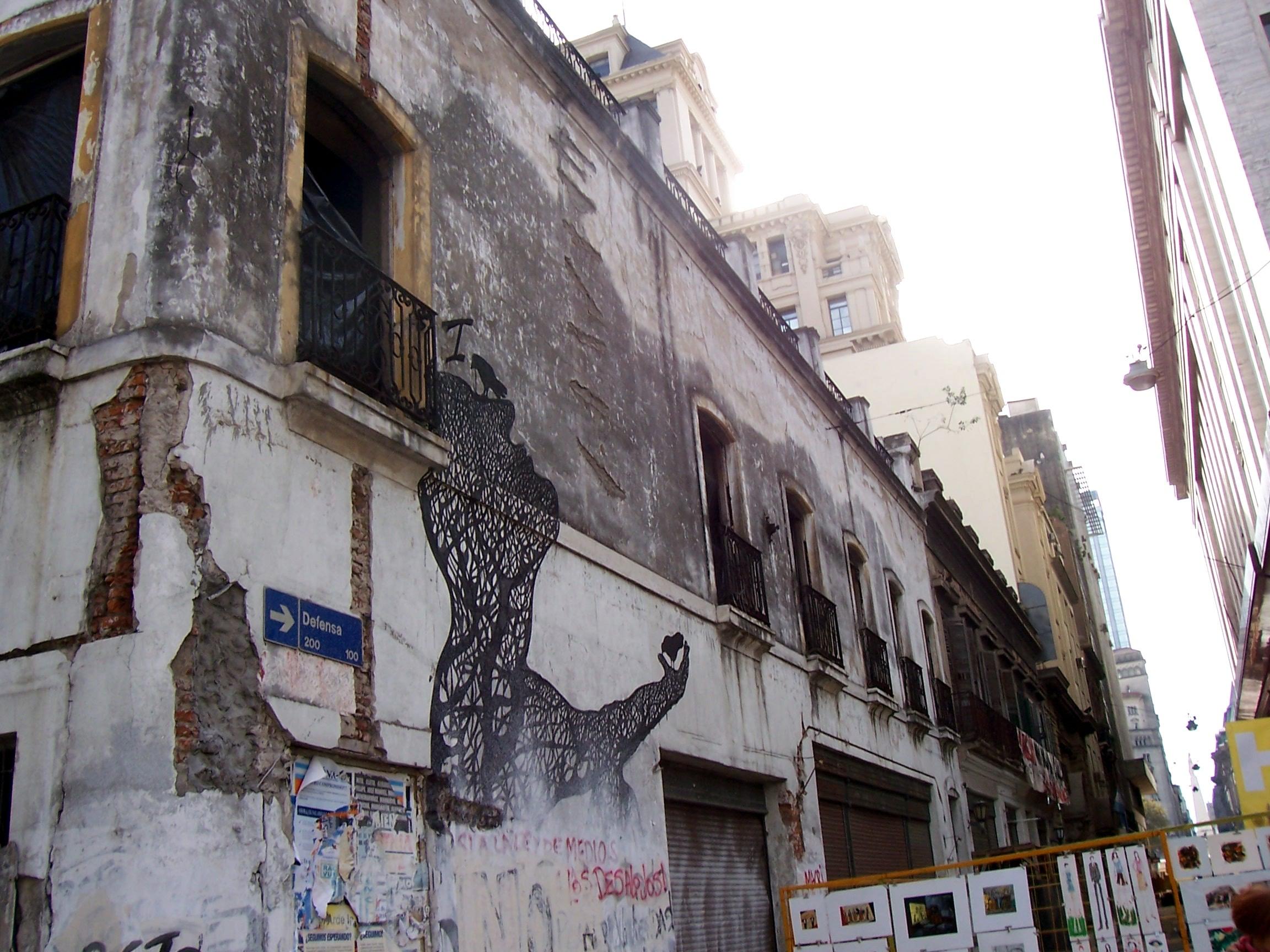Palermo y sus 1000 Barrios Porteños