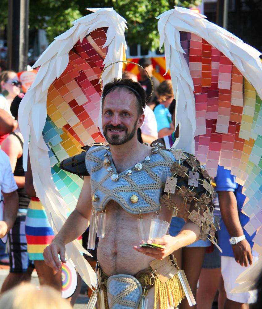 Gay pride parade dc