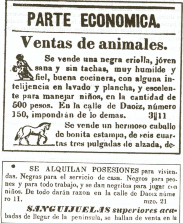 anuncios Español esclavitud en Valencia