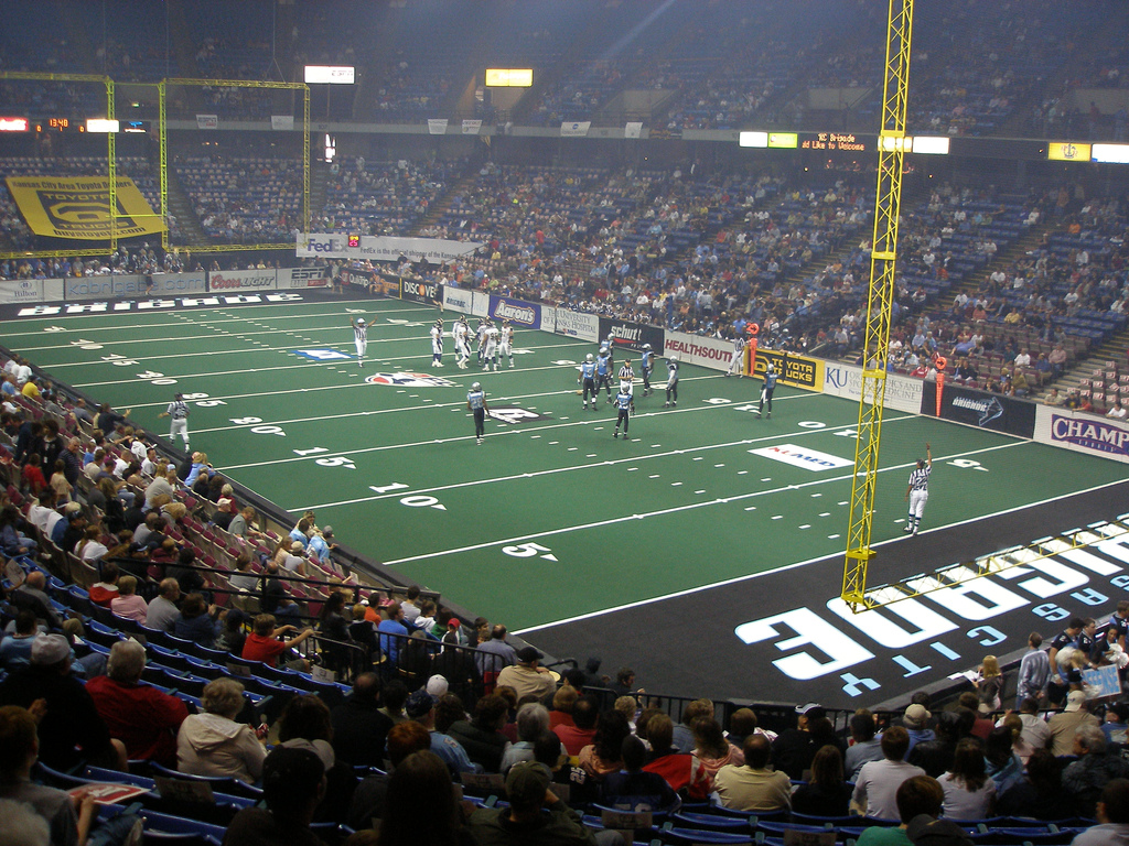 how to join arena football league