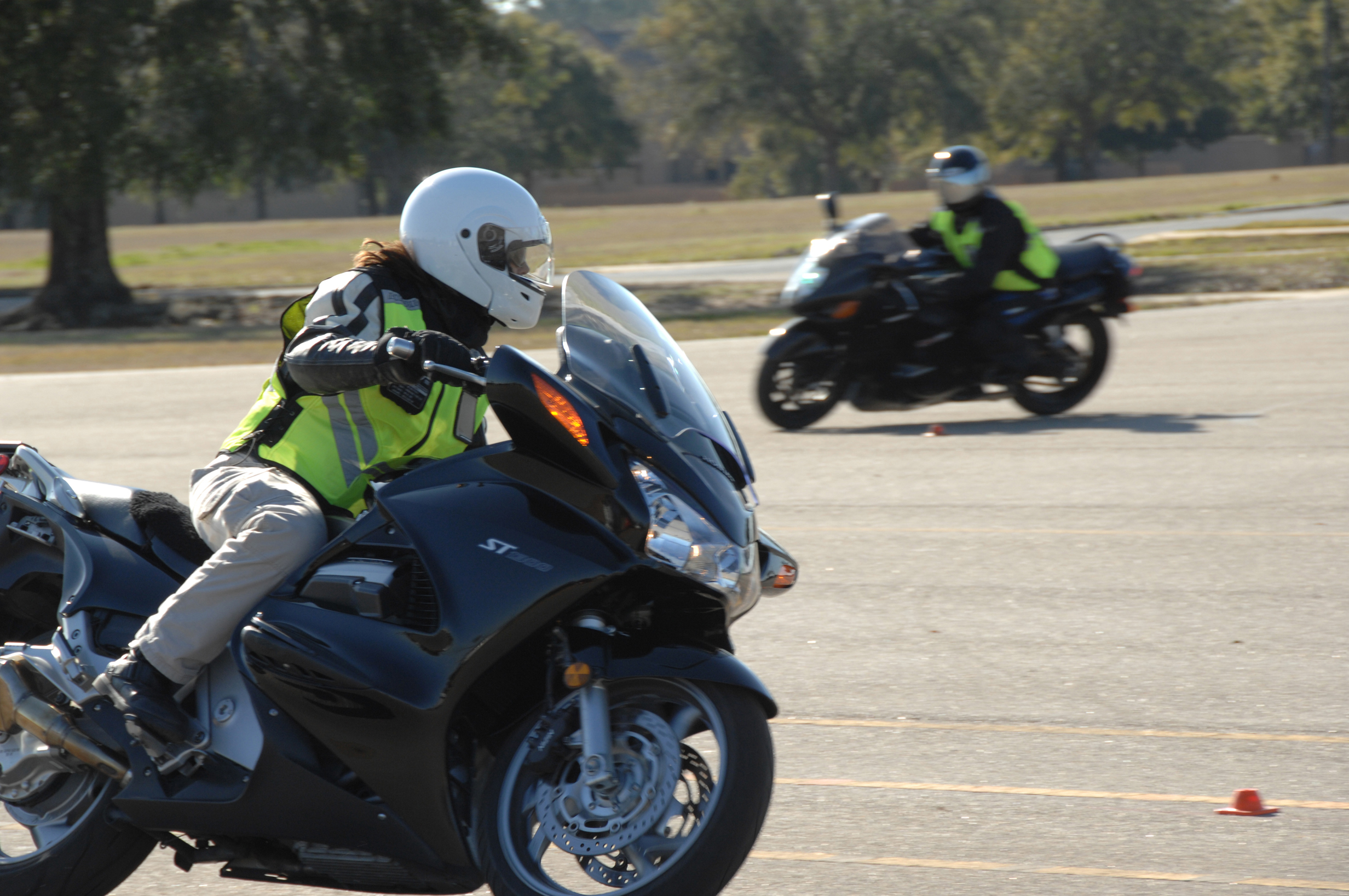 Bikes Used At Msf Course hosted Motorcycle Safety