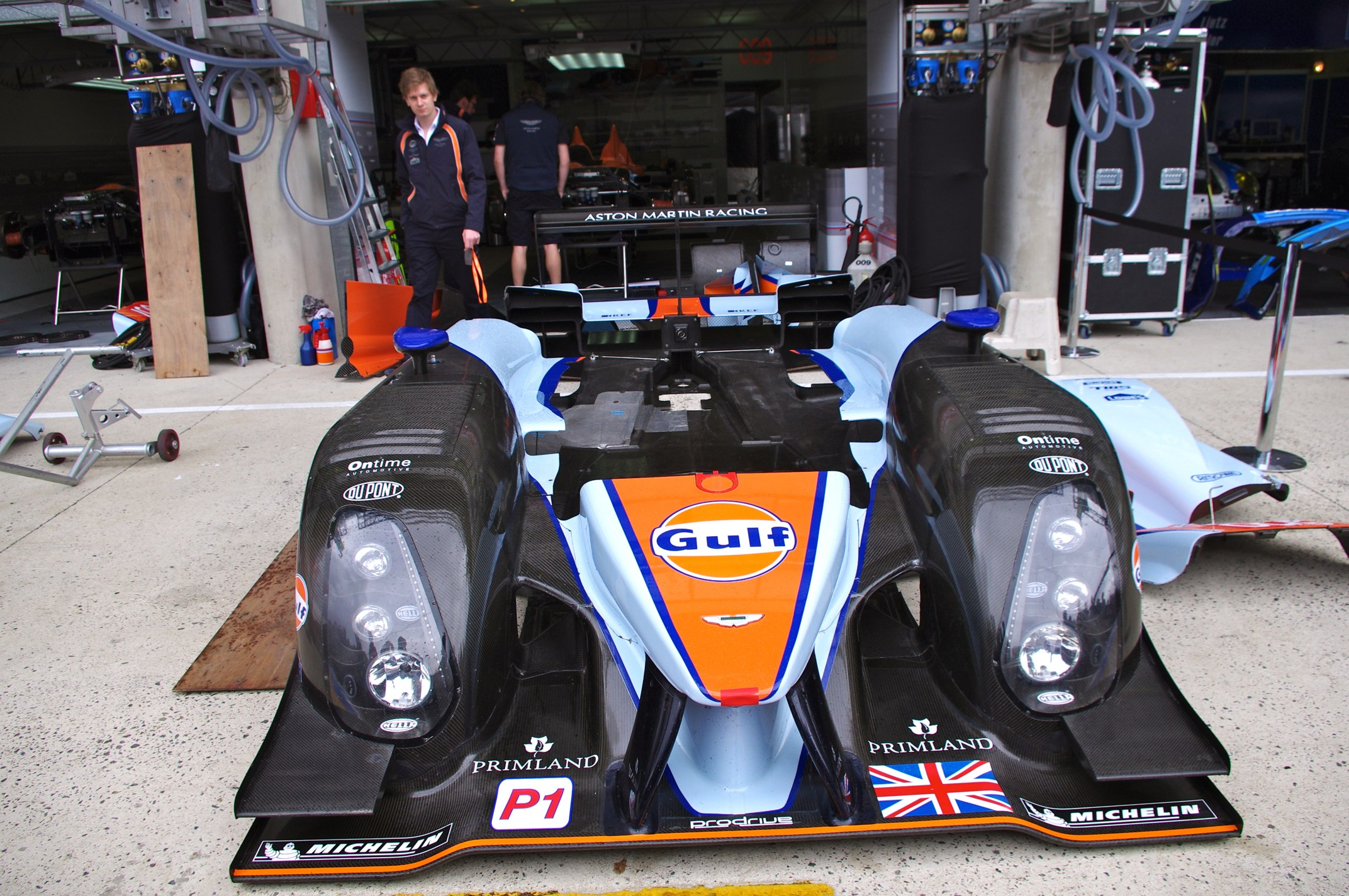 File Aston Martin Amr One Le Mans 2011 Jpg Wikimedia Commons