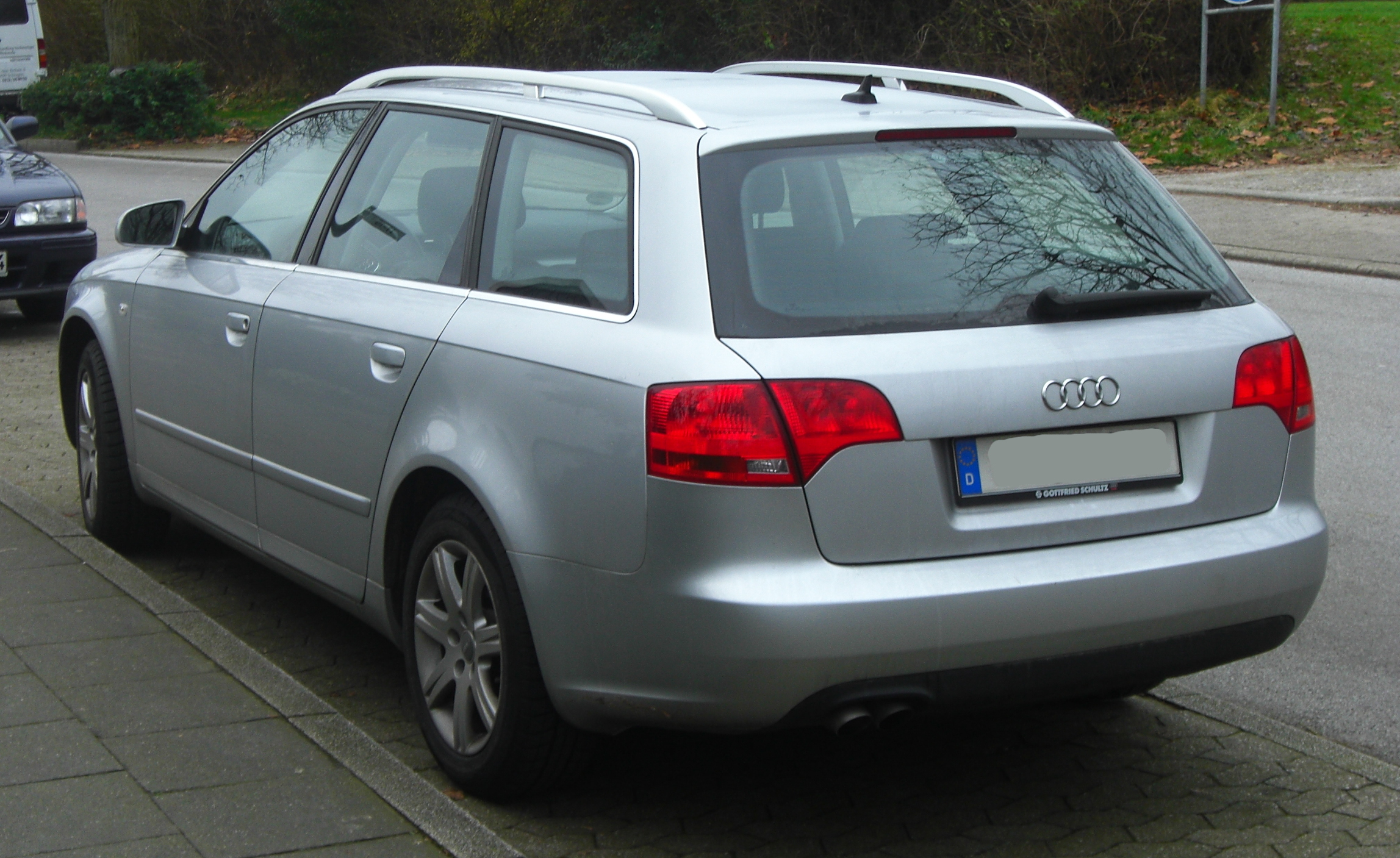 datoteka audi a4 avant tdi b7 2004 2008 rear mj jpg wikipedia. Black Bedroom Furniture Sets. Home Design Ideas