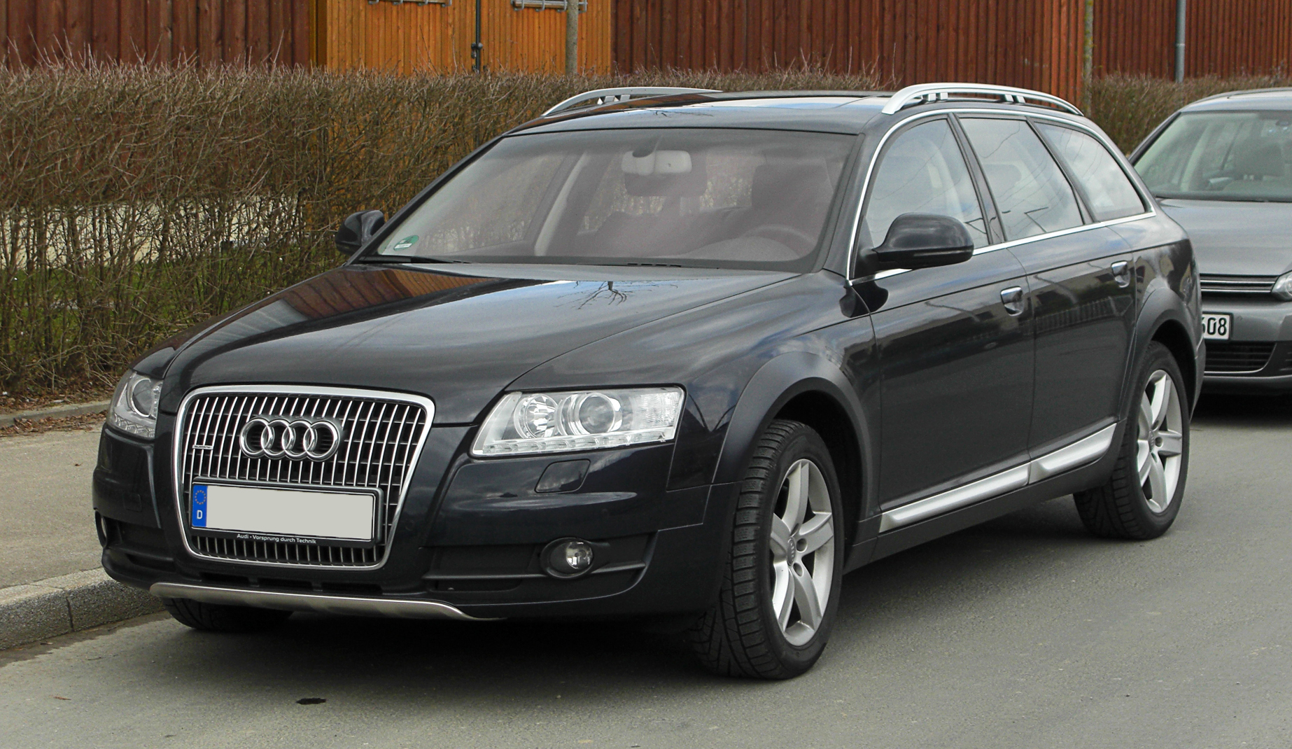 Opis audi a6 allroad quattro 3 0 tfsi c6 facelift frontansicht