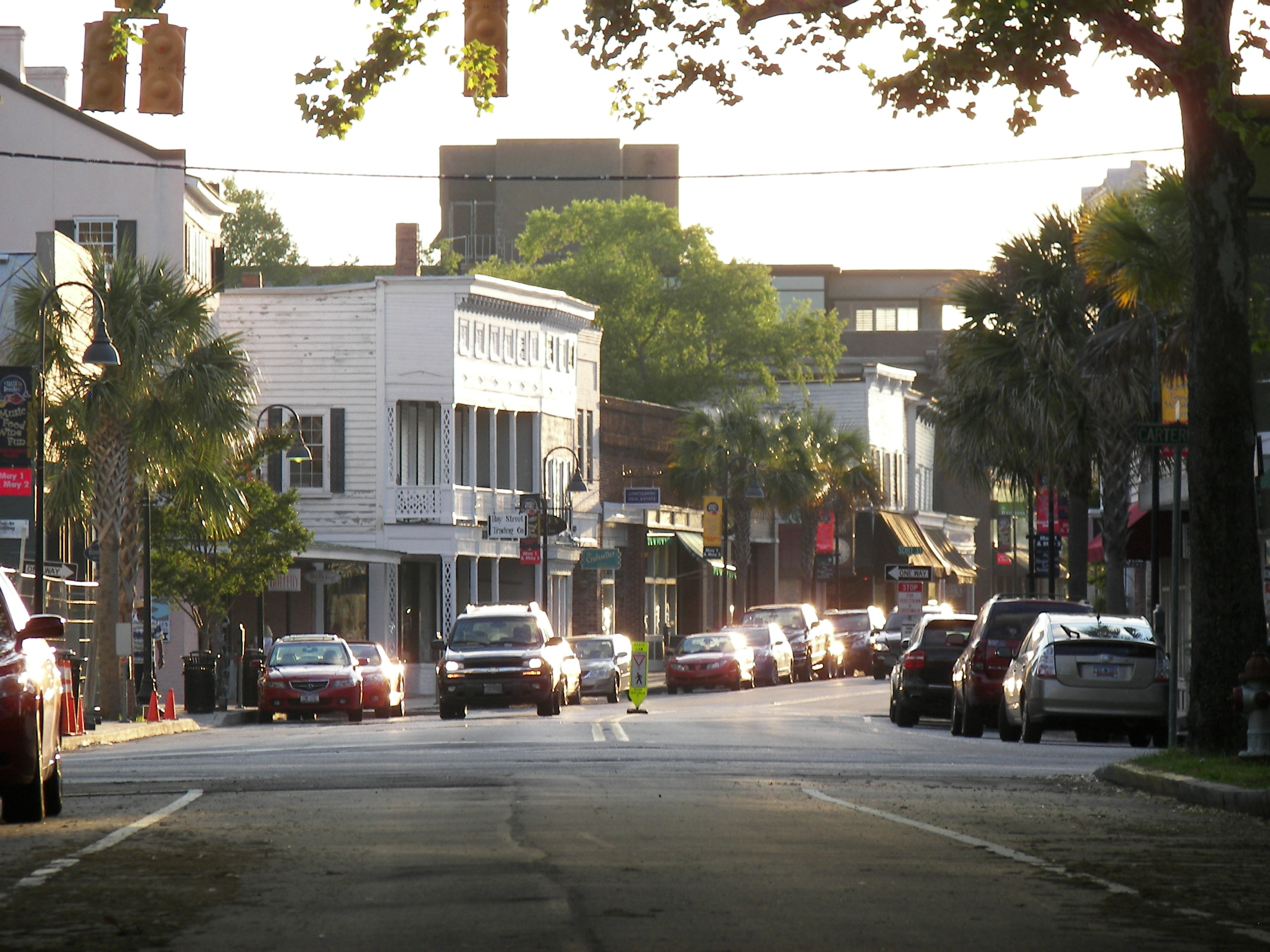 beaufort friendliest small towns