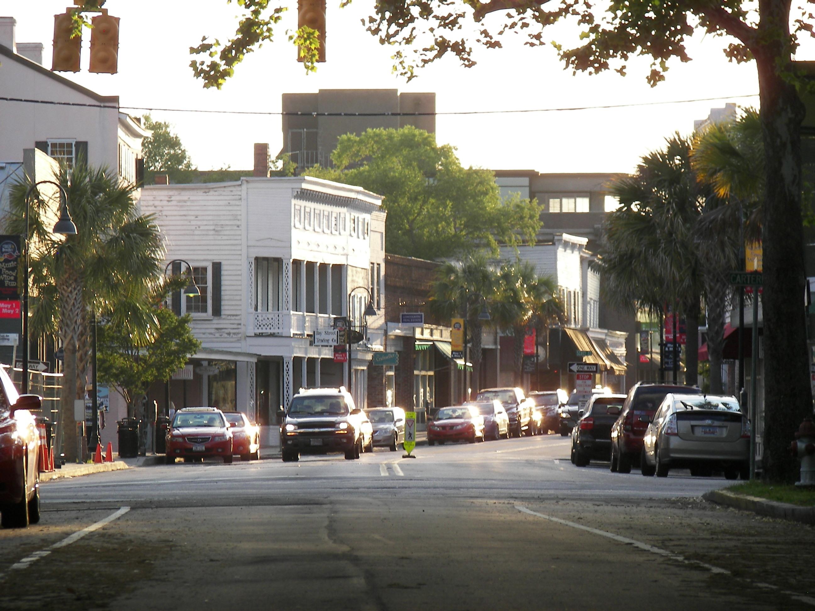 History Of Restaurants In Columbia South Carolina