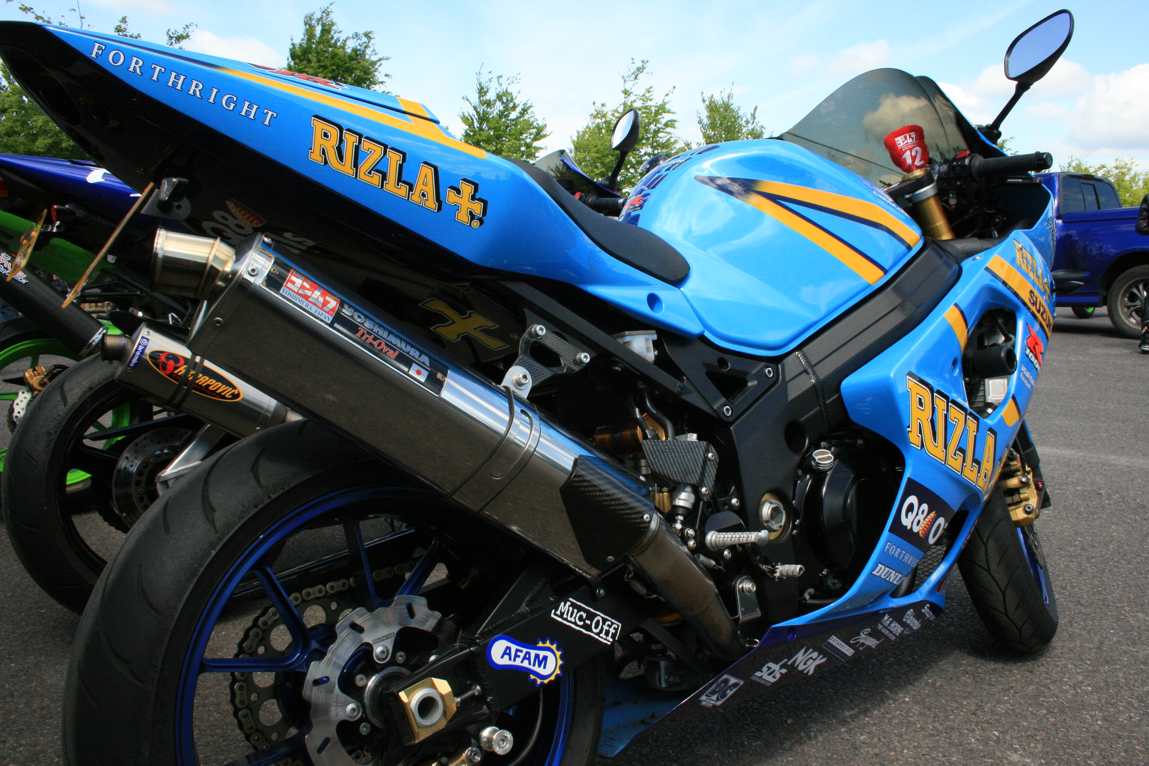 Beautiful rizla suzuki gsxr1000   flickr   supermac1961
