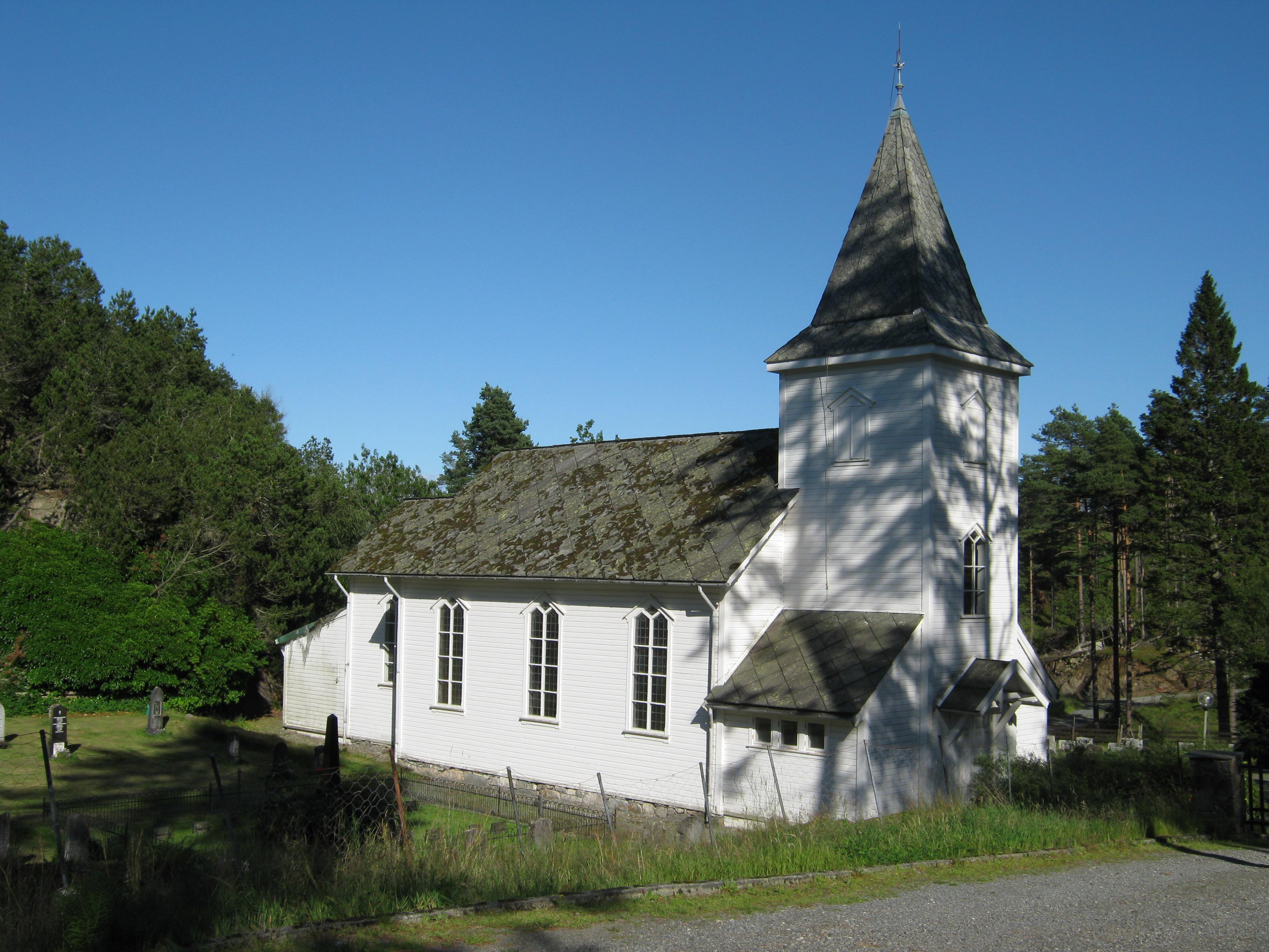 Bekkjarvik Kirke Wikipedia