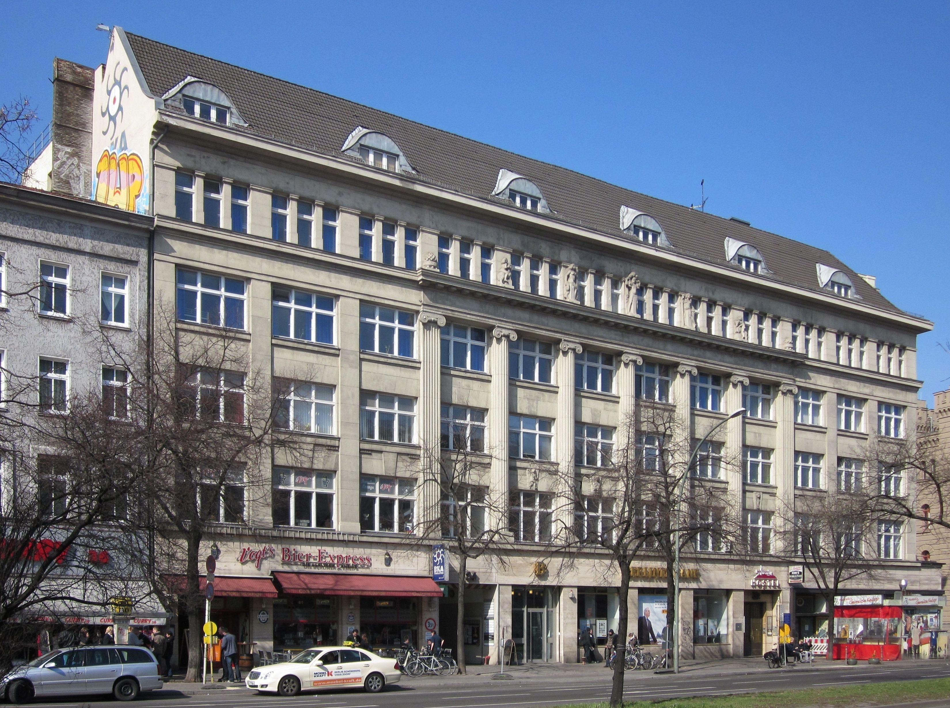 File Berlin Kreuzberg Mehringdamm 32 34 Geschaeftshaus