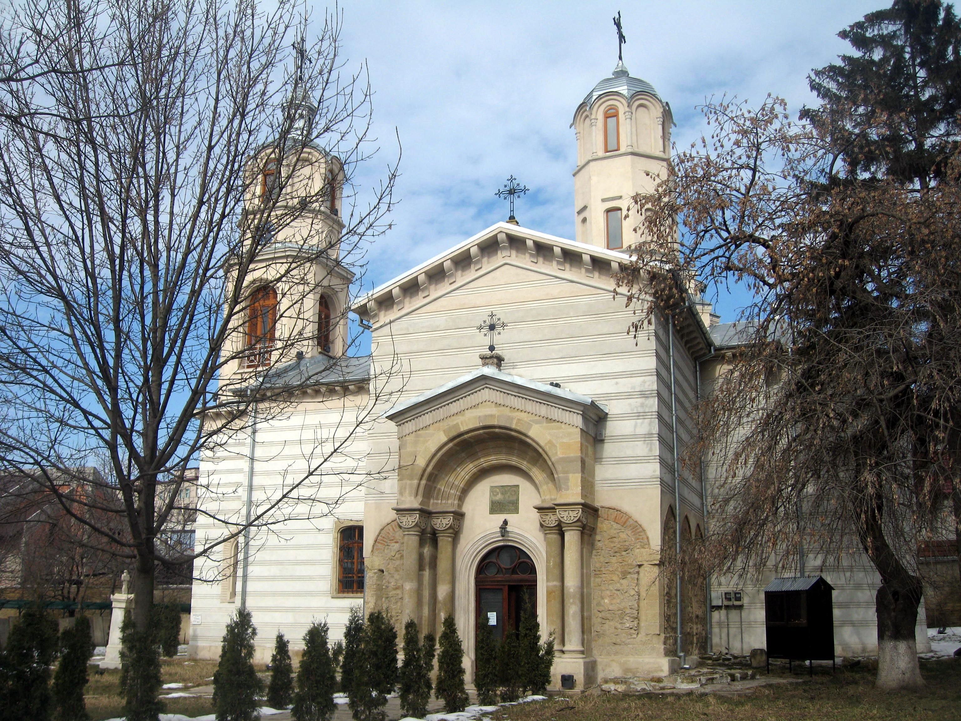 Biserica Armenească din Iași