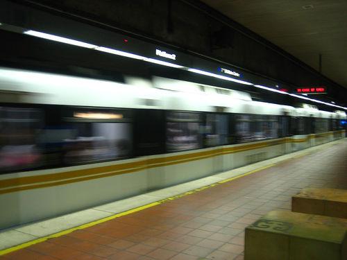 7th Street Metro Center Los Angeles Metro Station
