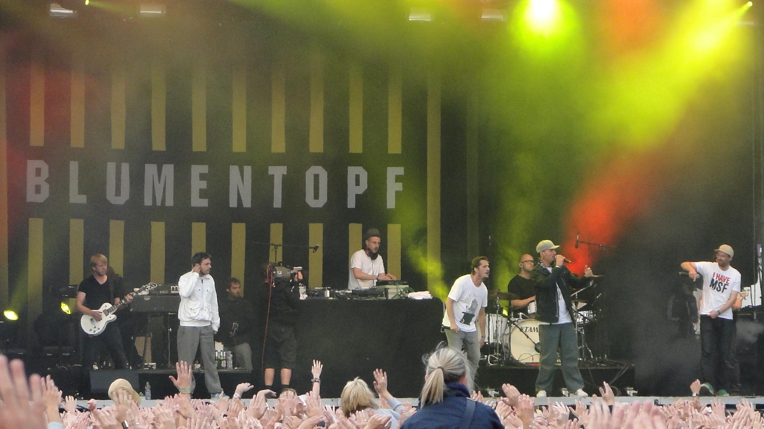 Blumentopf (Band) – Wikipedia