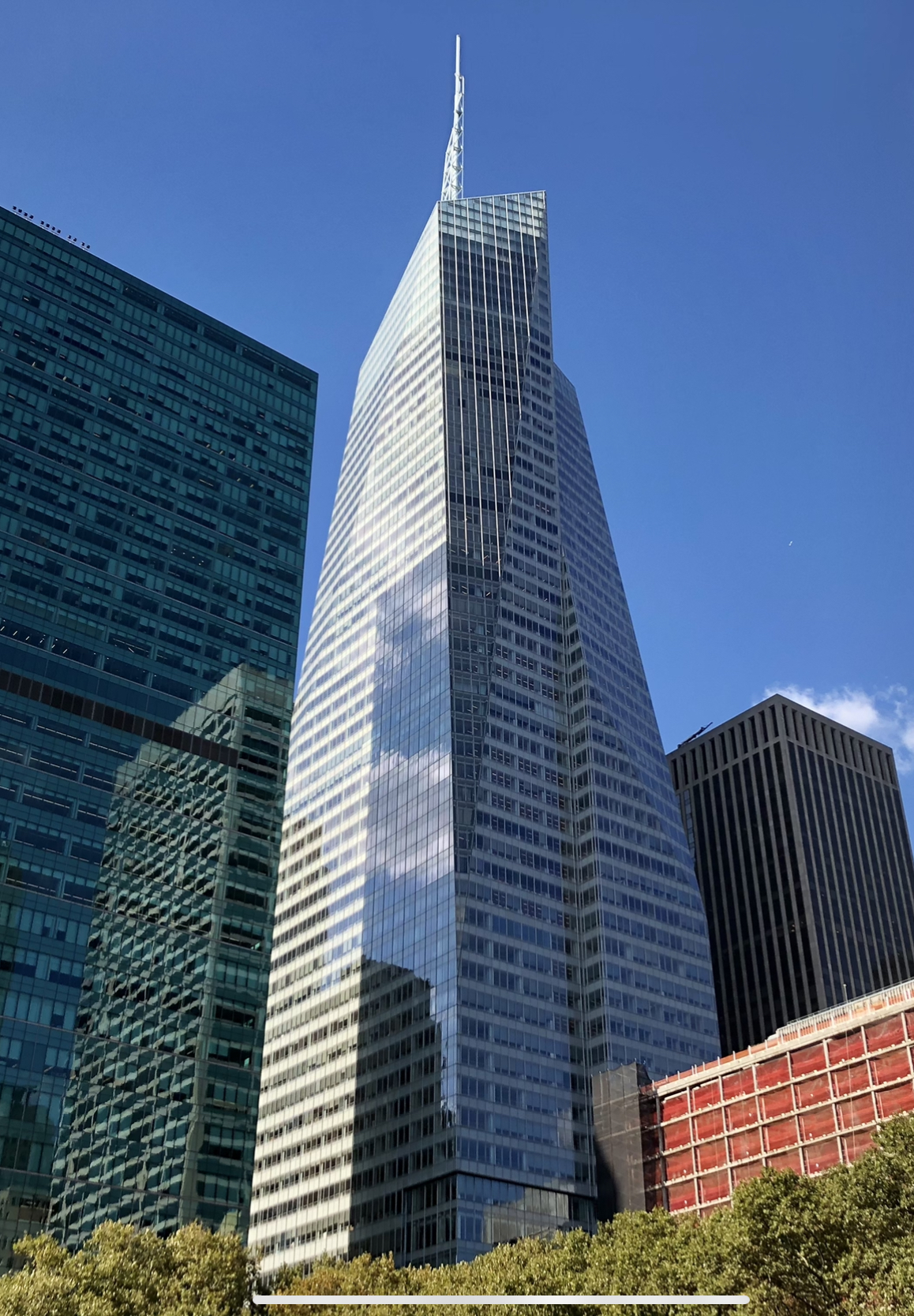 Bank Of America Tower Manhattan Wikipedia