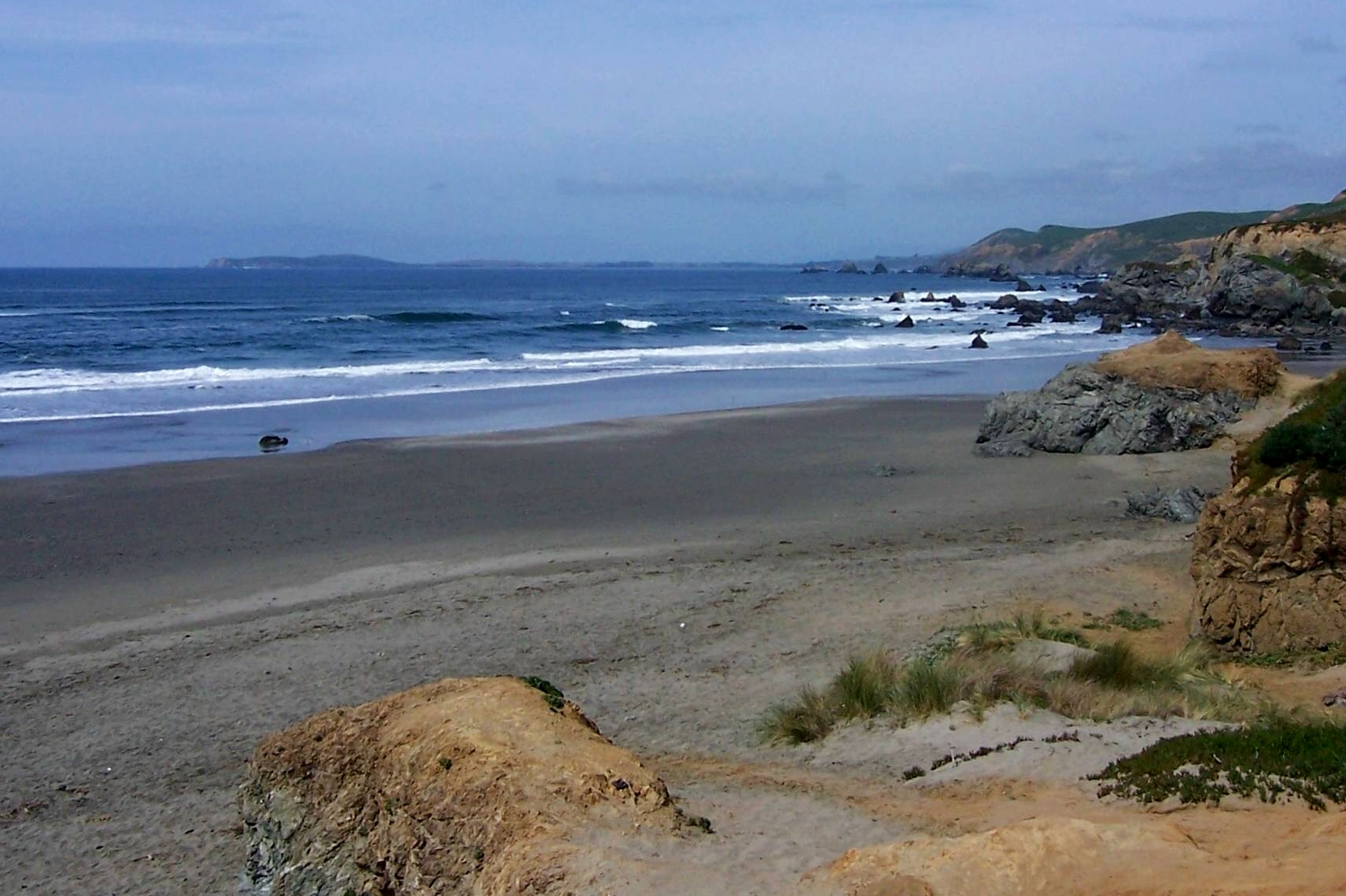 File Bodega Bay Viewed From Dillon Beach Ca Jpg