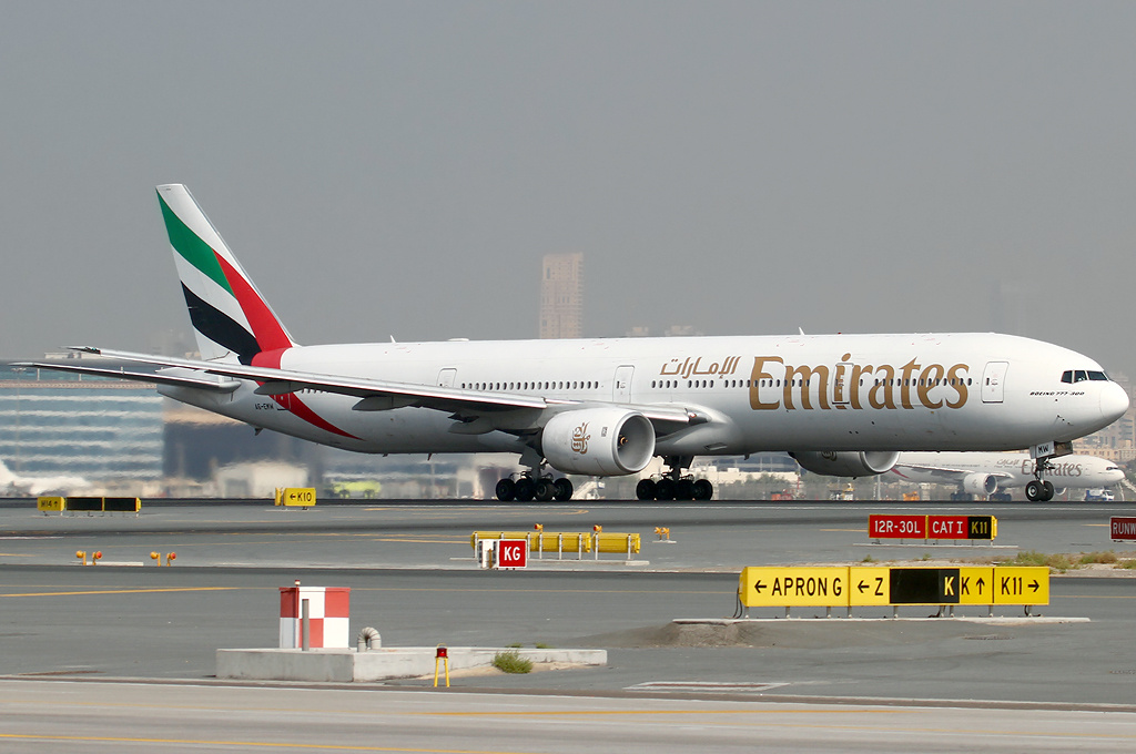 Emirates Flight 521 - Wikipedia
