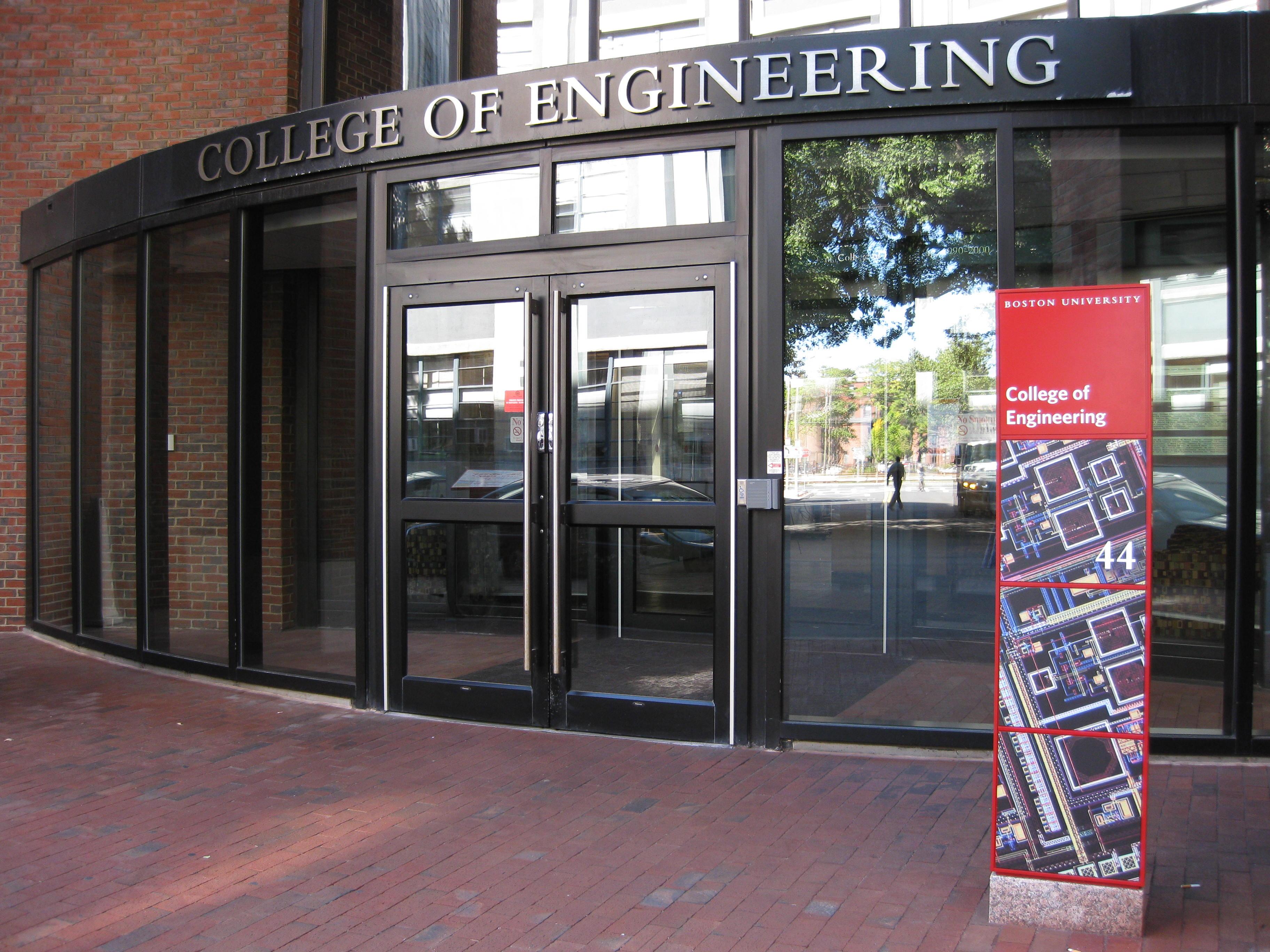 Boston College Engineering