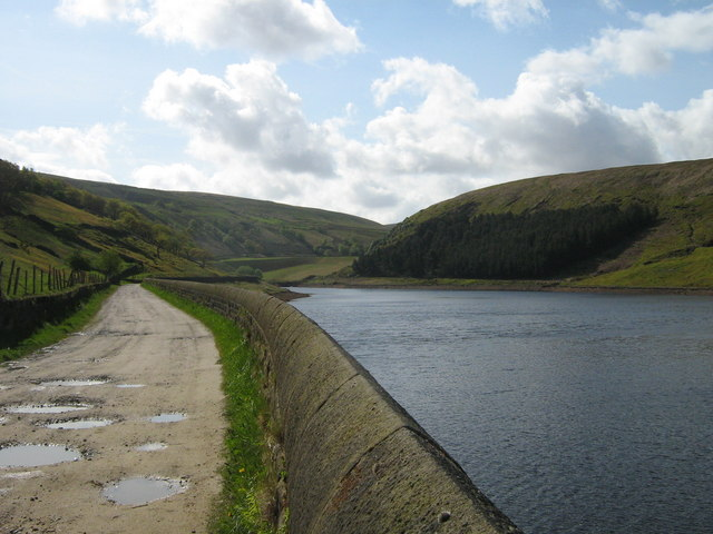 Butterley Reservoir - geograph.org.uk - 1296585
