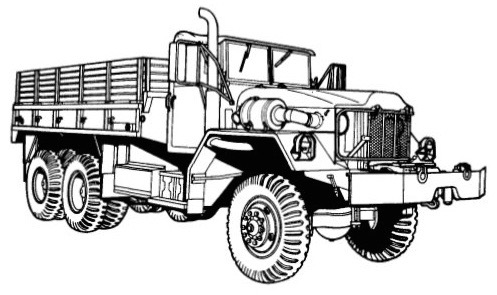 M54 5-ton 6x6 truck | Military Wiki | FANDOM powered by Wikia