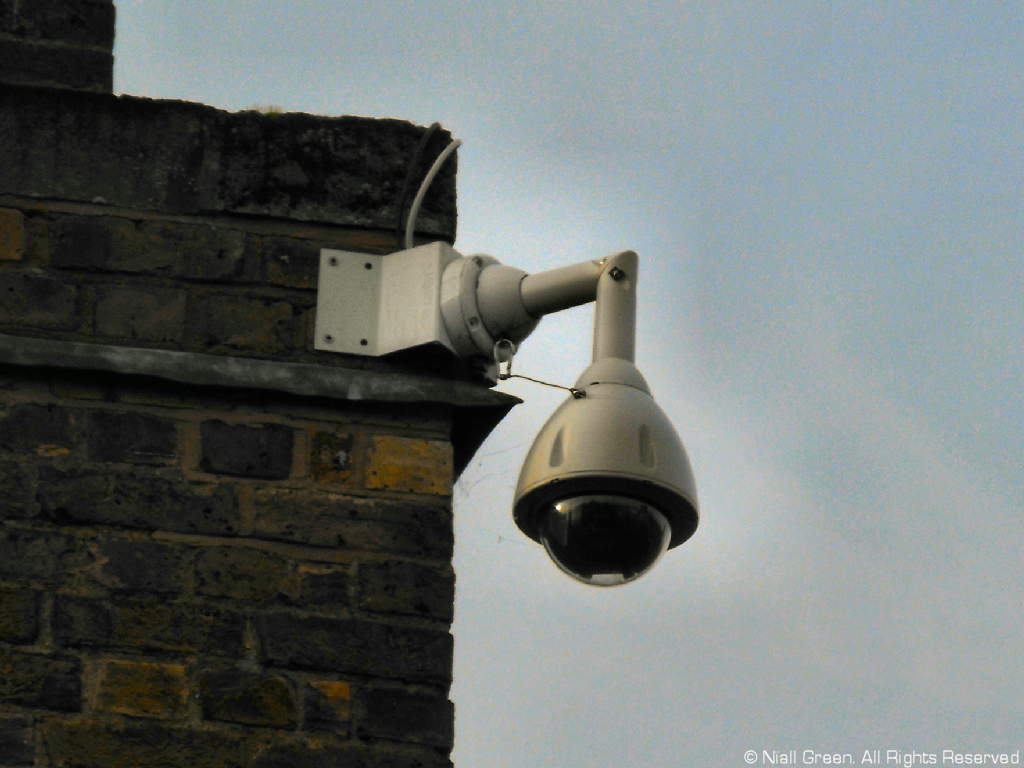CCTV, walking the thin line of protecting yourself or becoming a data processor.