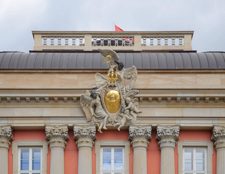 86 best Potsdamer Stadtschloss - Potsdam City Palace images on ...