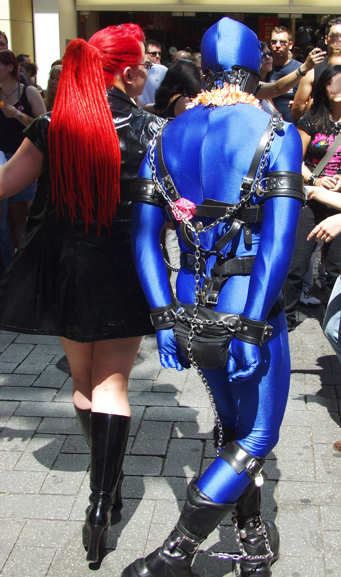 Description csd 2006 cologne bdsm 07