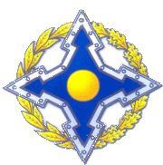 Coat of arms of CSTO