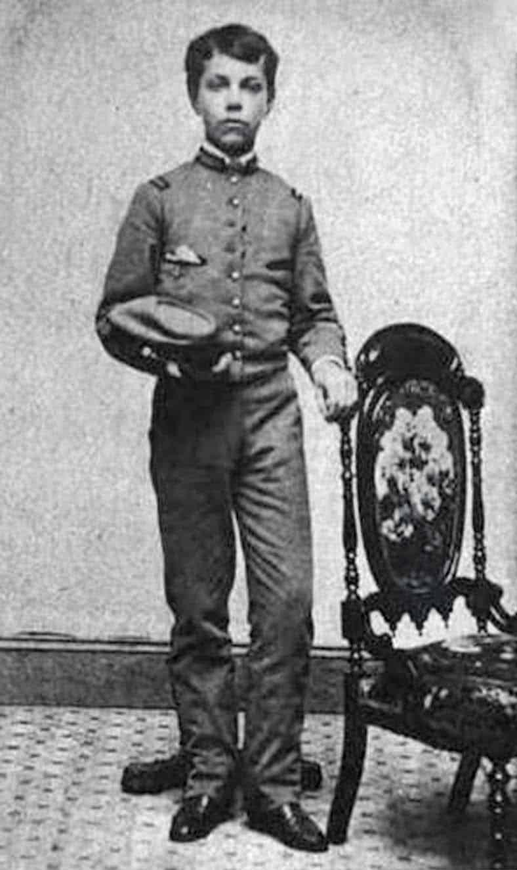 Cadet L. Frank Baum 1868