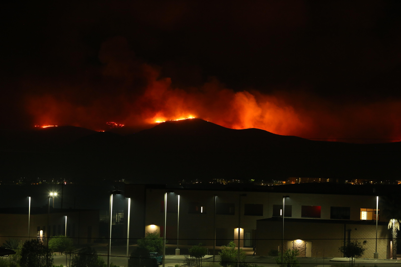 Camp Fires On Hilton Head Island Beaches