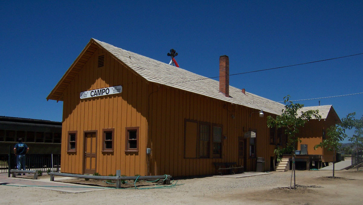 Campo California Travel Guide At Wikivoyage