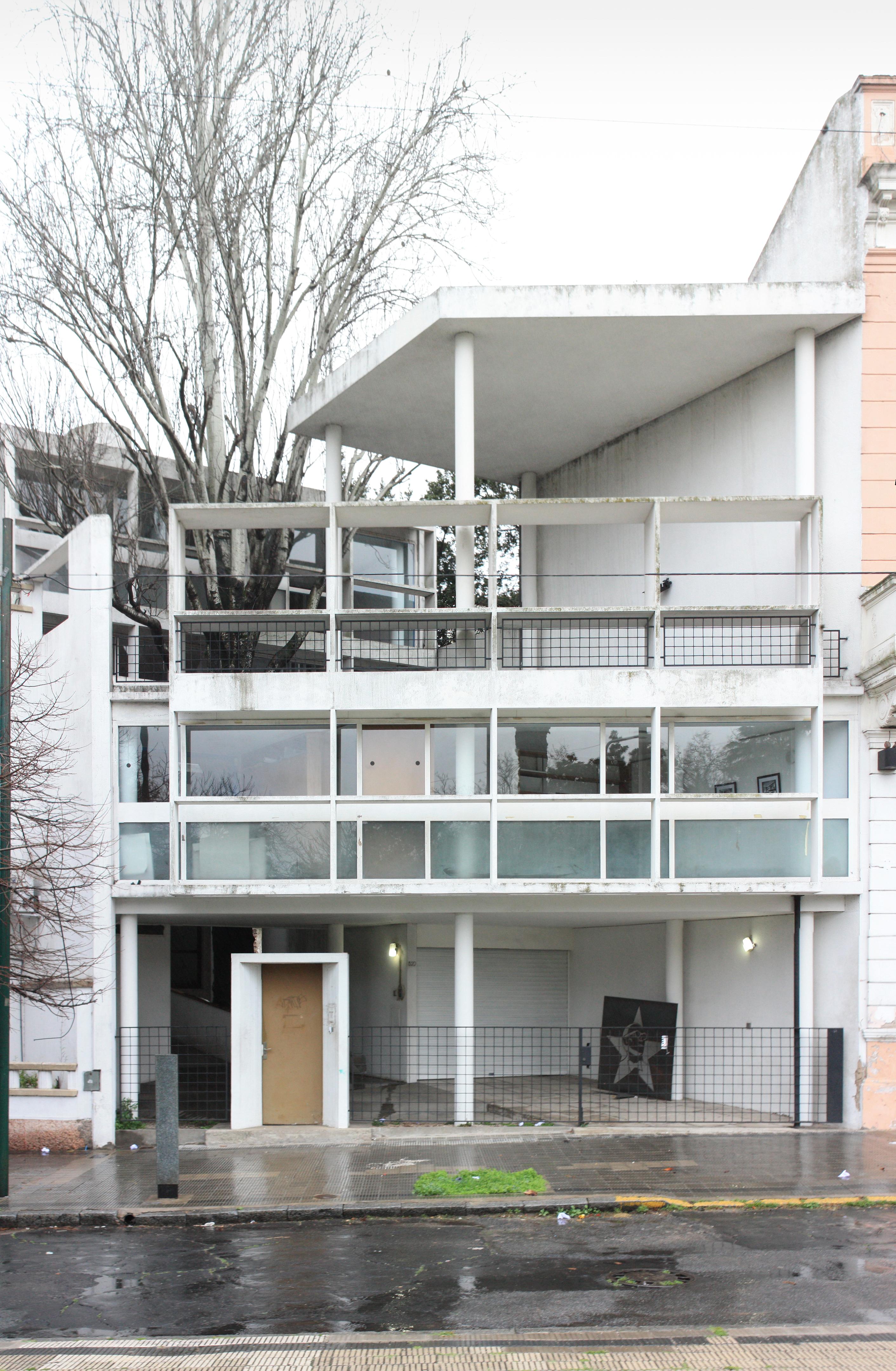 File casa curutchet la - Casas de le corbusier ...