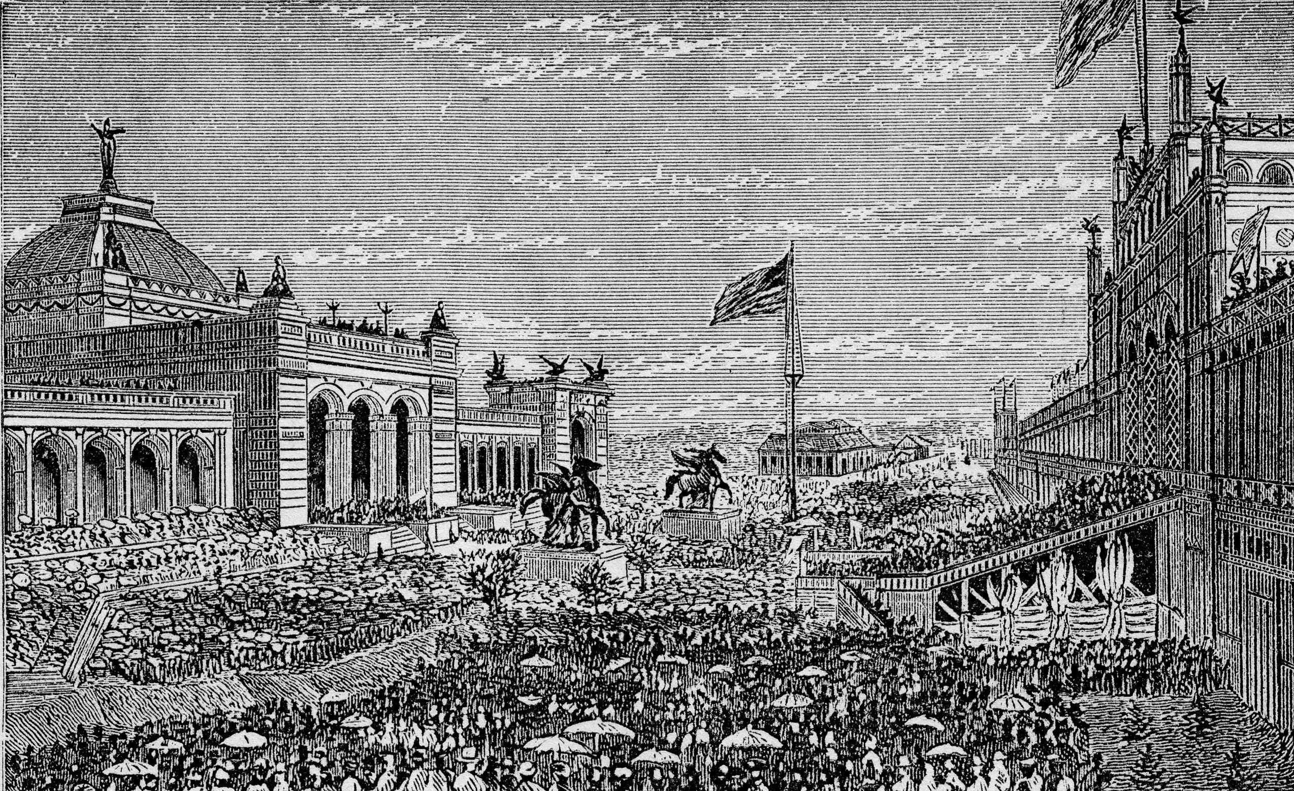 Centennial Exposition Wikiwand