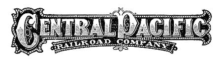Central Pacific Railroad - Wikidata Pacific Railway Company