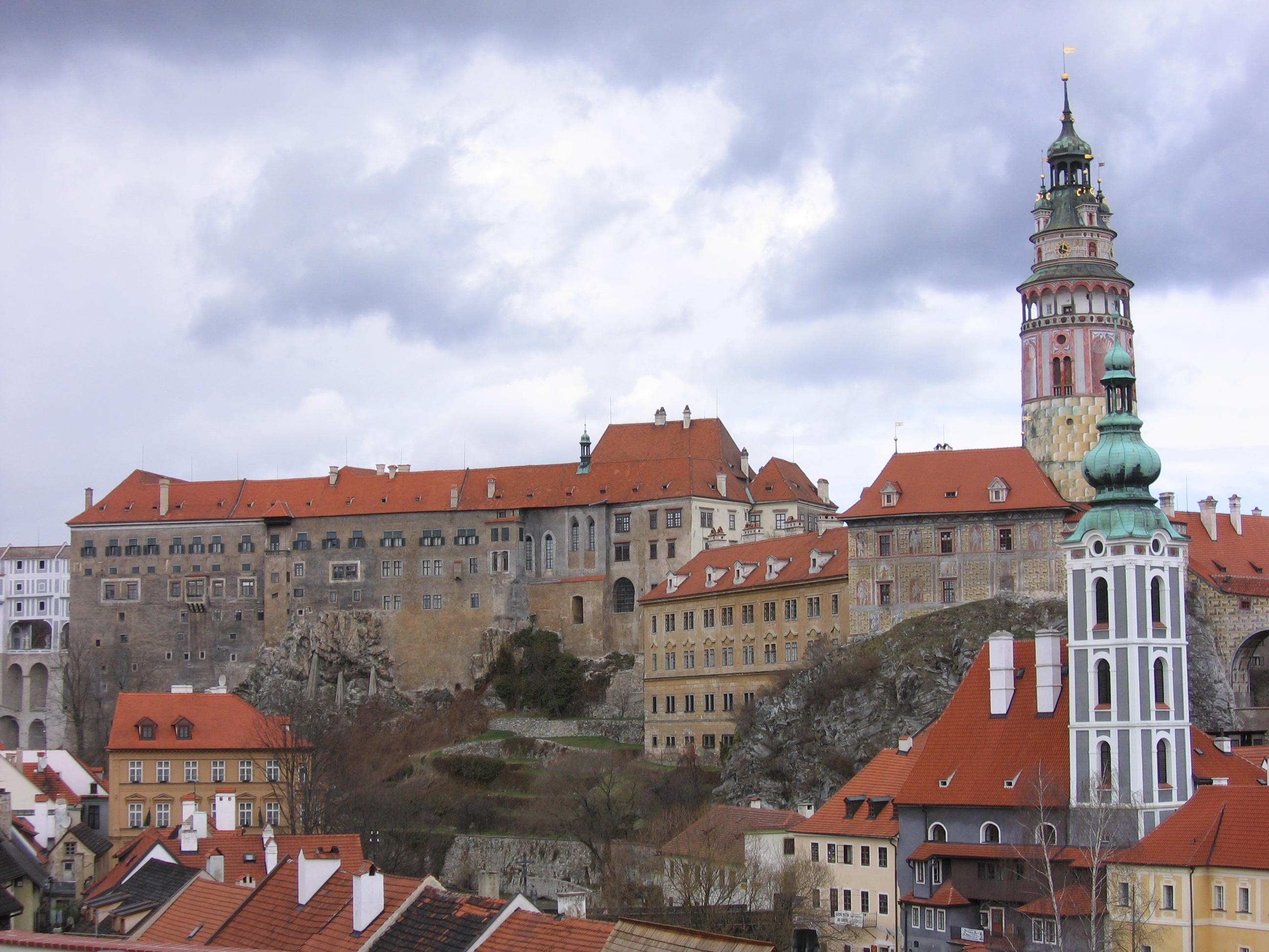 Řeky České republiky a města na nich ležící