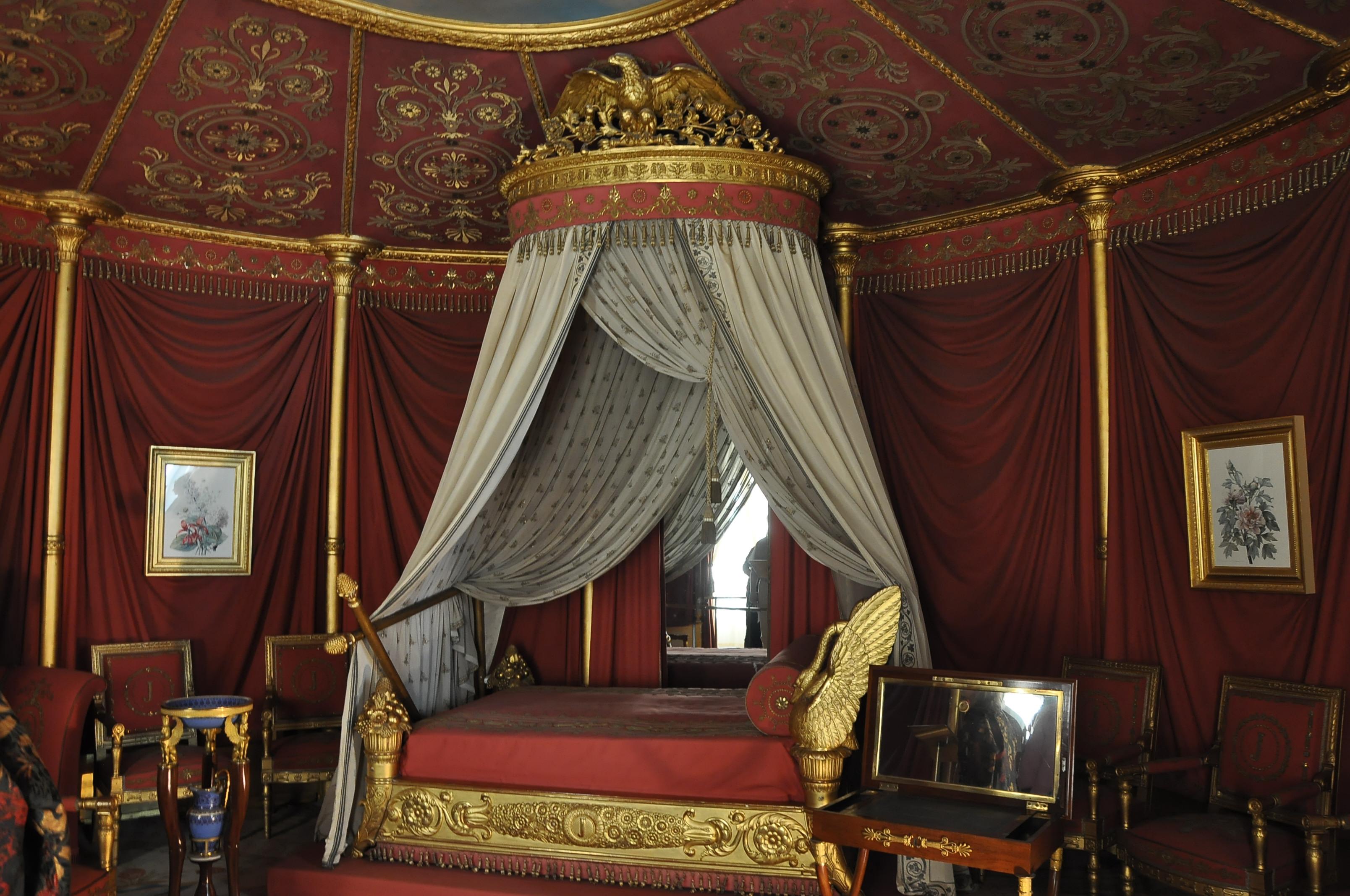 file ch teau de malmaison appartement de jos phine wikimedia commons. Black Bedroom Furniture Sets. Home Design Ideas