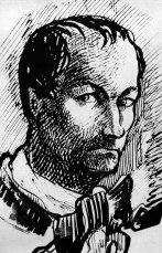 Autoportrait de Baudelaire