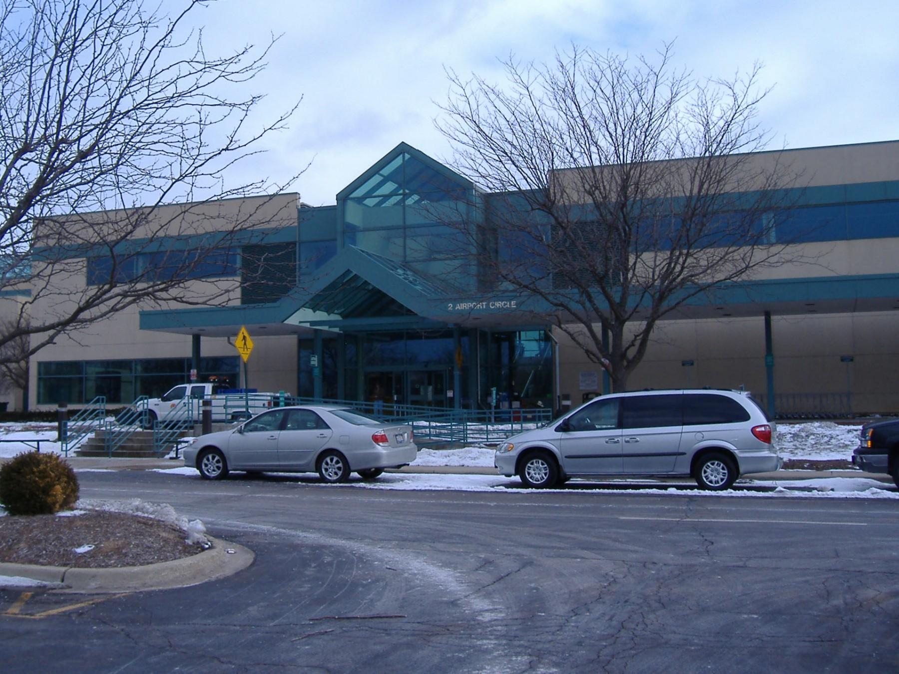 Chicago Rockford International Airport Wikipedia