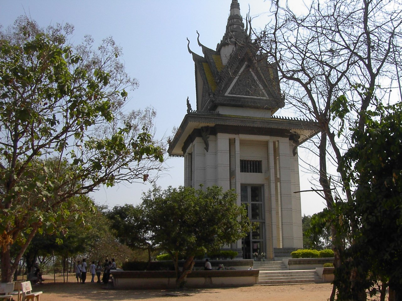 Pagode Killing Fields