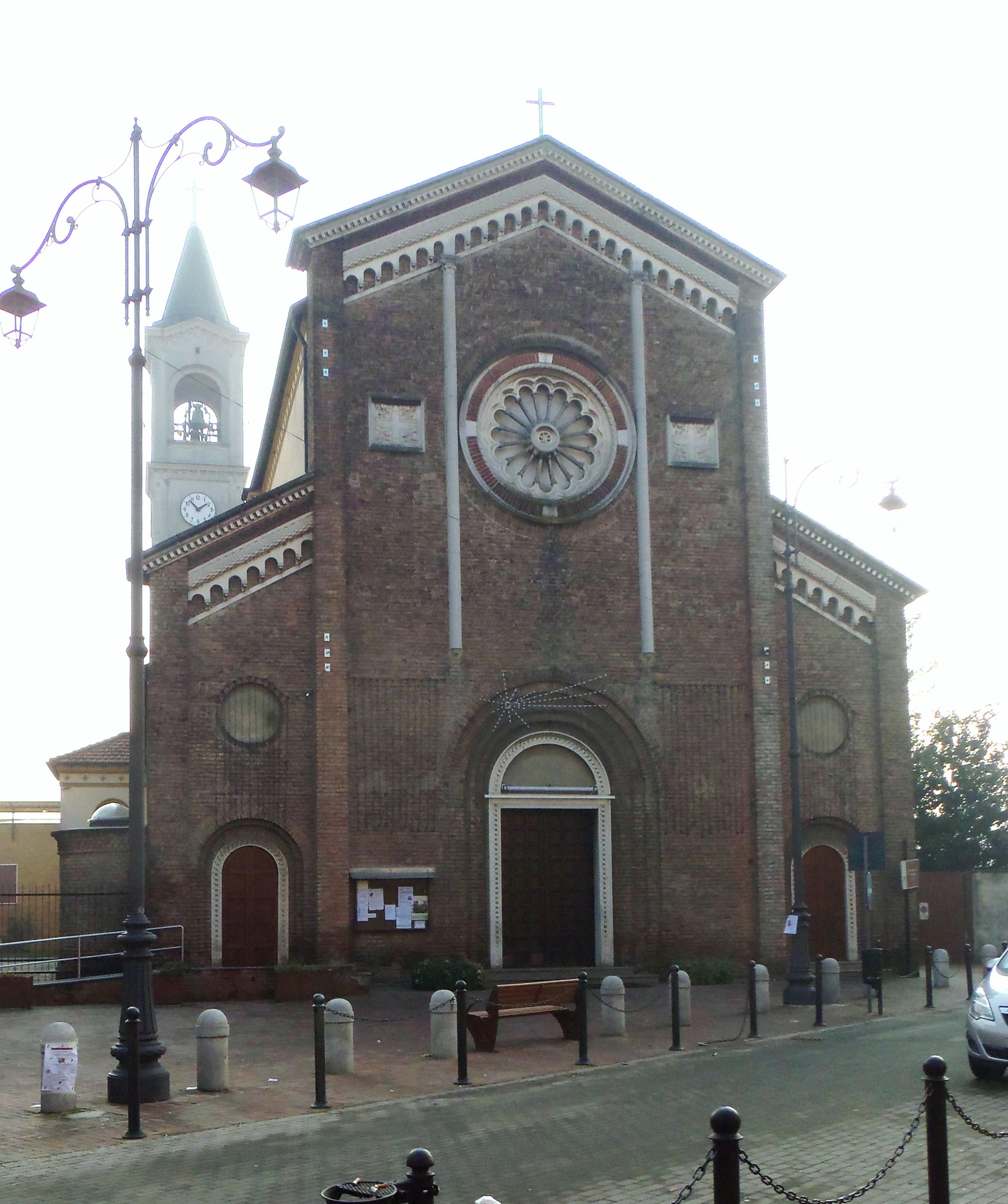 San Maurizio al Lambro - Wikipedia