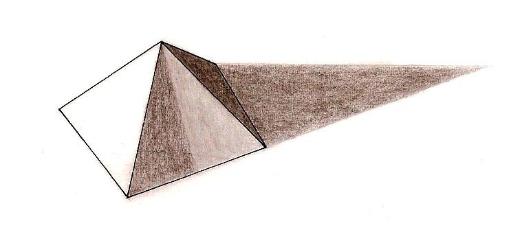 Le creusement des faces de la pyramide de Khéops, Franck Monnier - Cultea