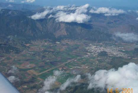 Aerial view of Constanza