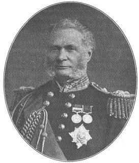 Astley Cooper Key Royal Navy admiral