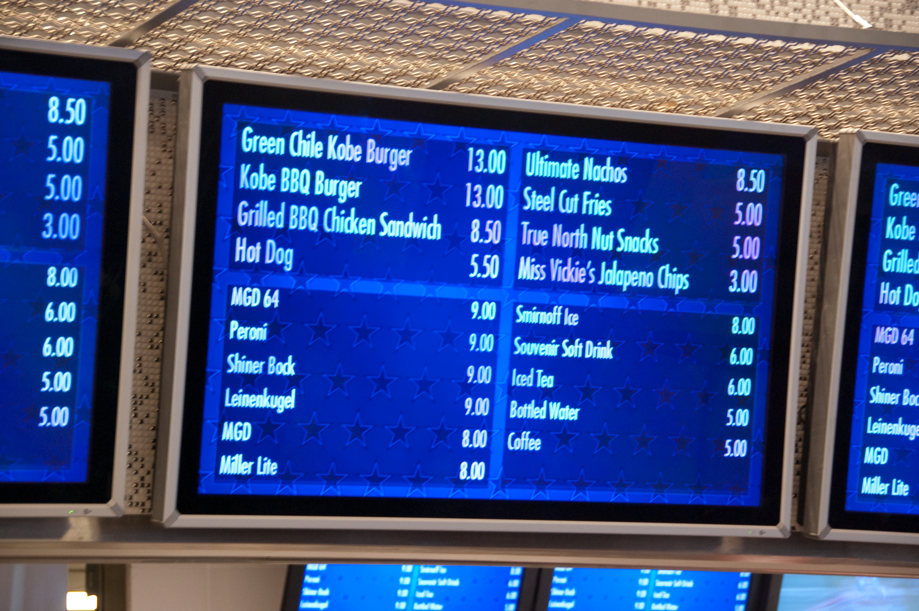 Food Prices At Tghe Archibald Hotel Prague