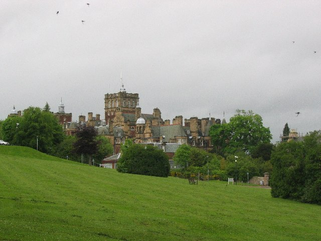Craighouse Campus geograph.org.uk 12528