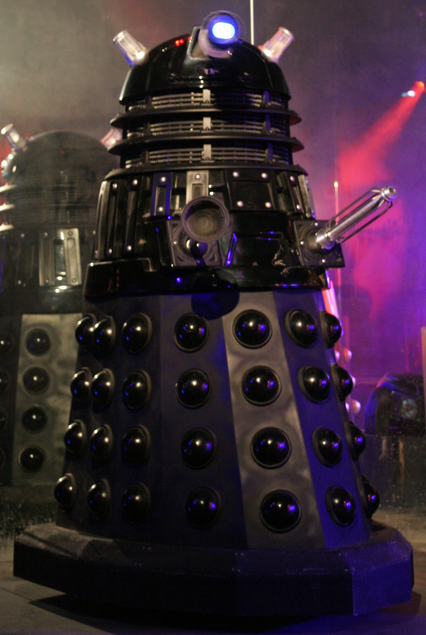 File:Dalek (Dr Who).jpg - Wikimedia Commons  File:Dalek (Dr ...