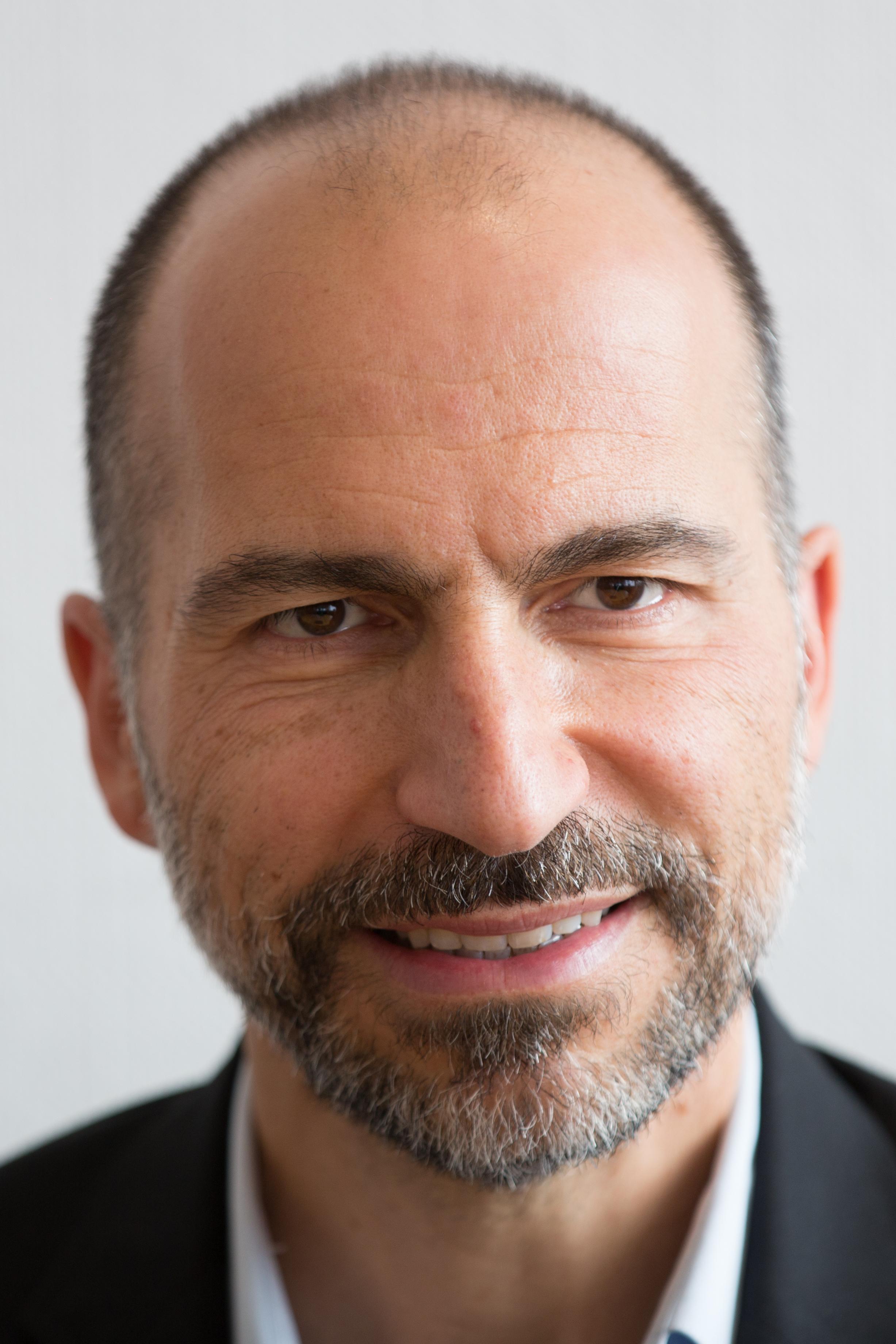 Dara Khosrowshahi - Wikipedia