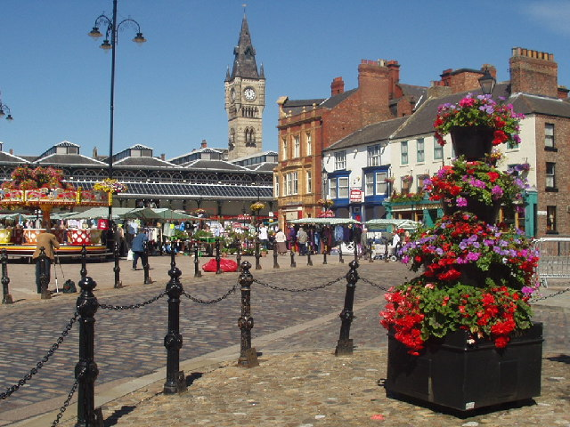 Darlington - geograph.org.uk - 52377