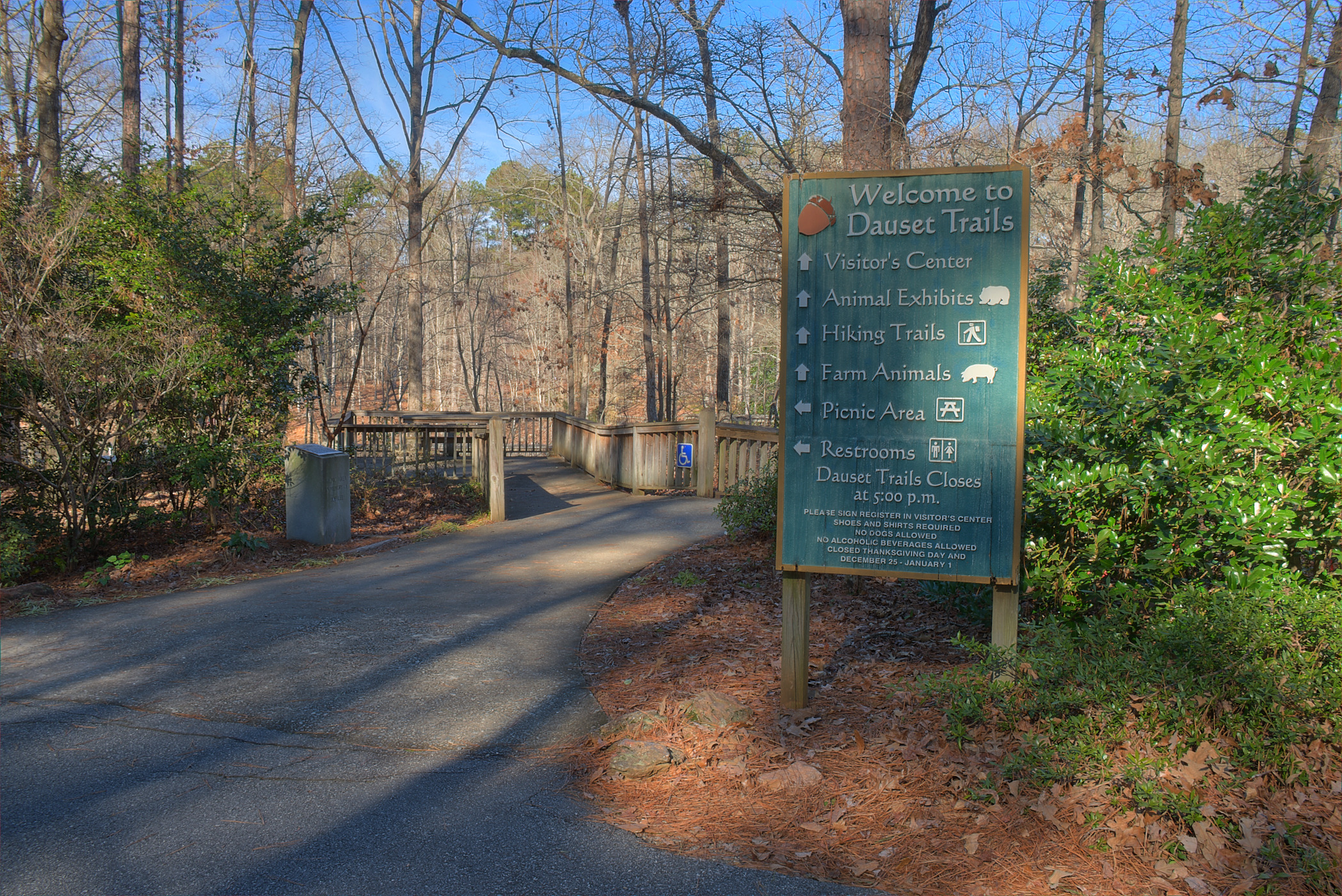 Dauset Trails Nature Center - Wikipedia on