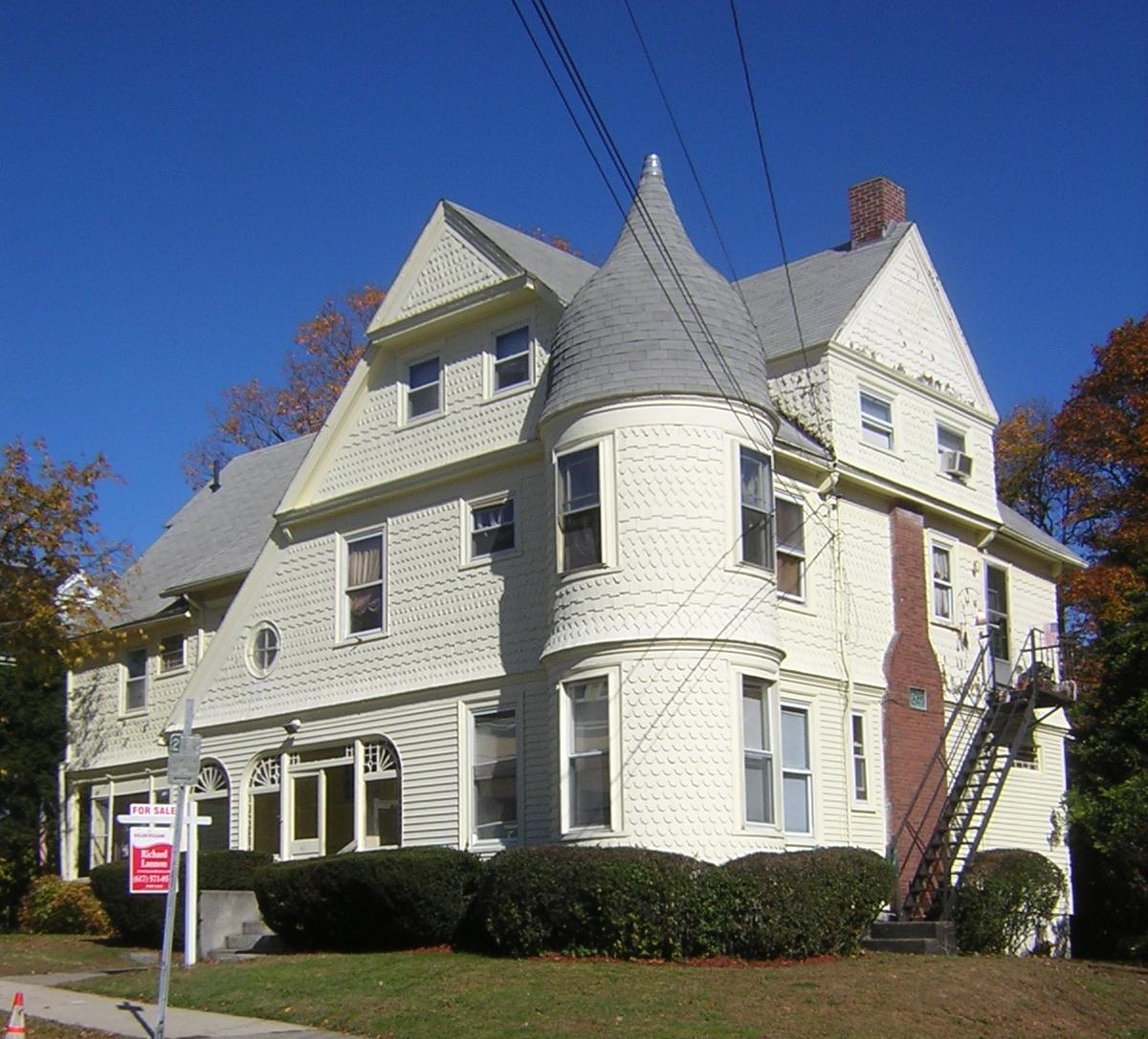 David L Jewell House Wikipedia
