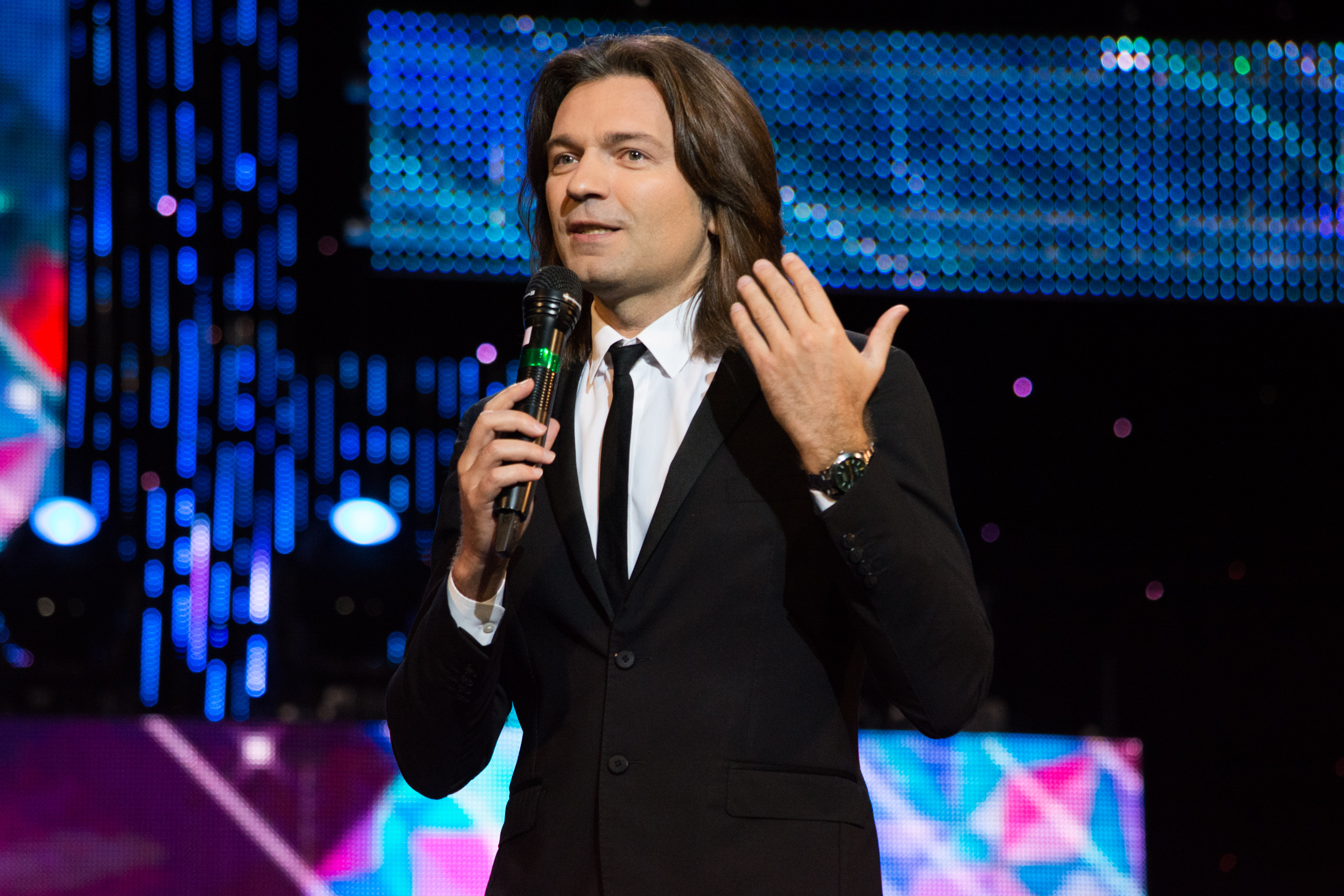 Biography Malikov Dmitriy - a successful singer, composer and producer